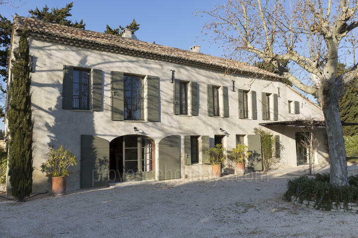 Holiday Rental in Maillane, Alpilles