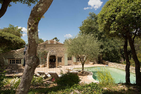 Pet-friendly Holiday Rental in Ménerbes in the Luberon