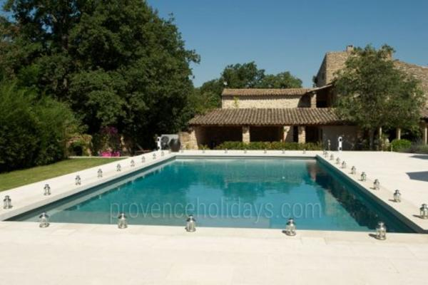Spacious House to rent with Air Conditioning in Ménerbes in the Luberon