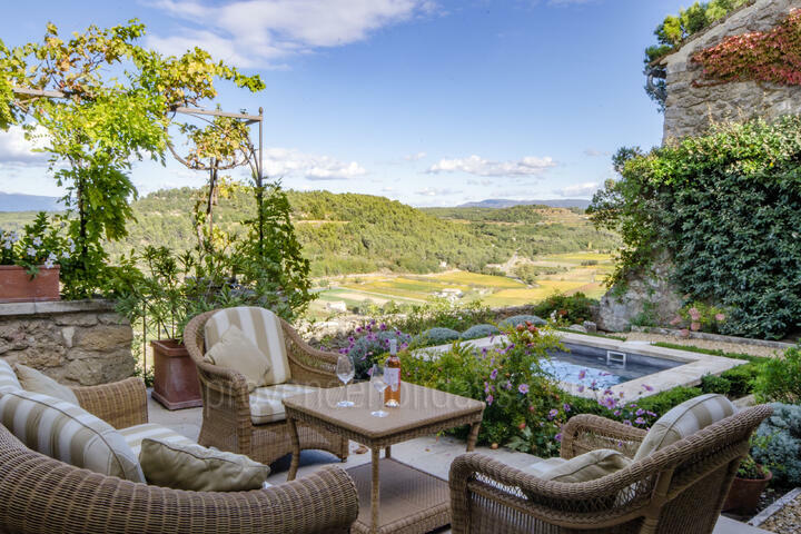 Ménerbes Holiday Rental with Stunning Views