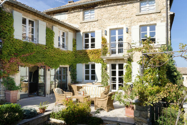 Holiday villa in Ménerbes, Luberon