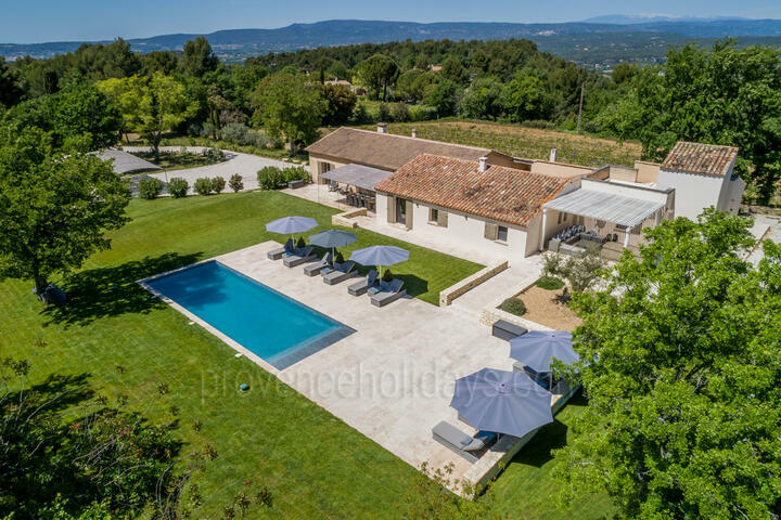 Luxury Holiday Rental in Ménerbes