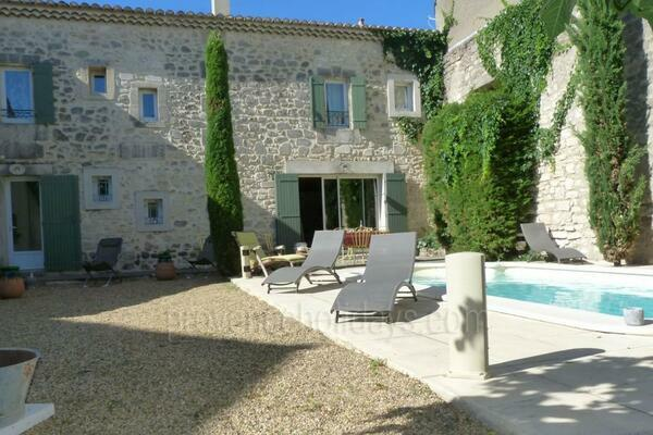 Charming Holiday Rental House within walking distance to Maussane-les-Alpilles