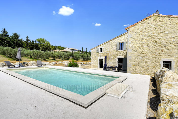 Mas Alpilles: Swimming Pool - 5