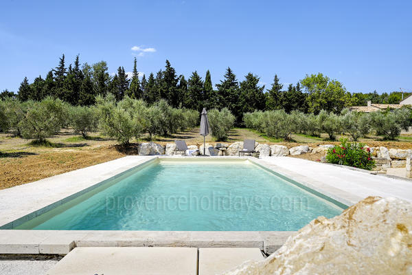 Mas Alpilles: Swimming Pool - 2