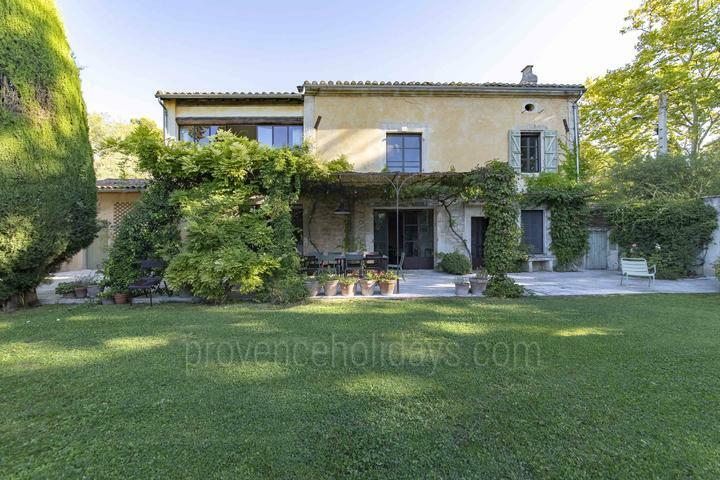 Vacation rental in Maussane les Alpilles