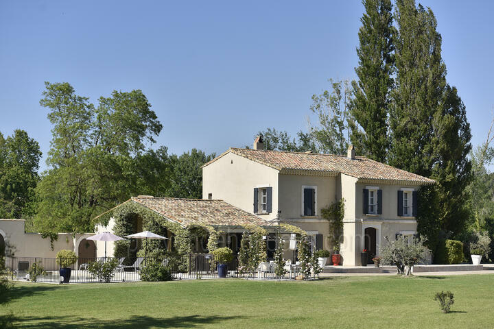 Luxury Property in Maussane les Alpilles
