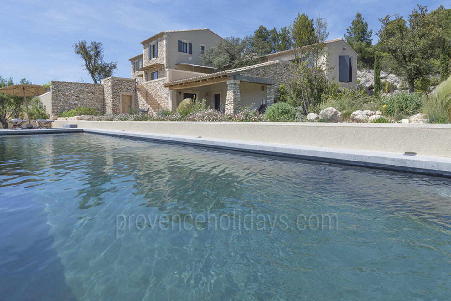 Chez Emmy: Swimming Pool - 1
