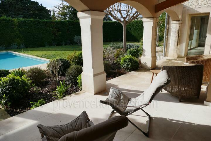 Holiday villa in Maussane-les-Alpilles, Alpilles