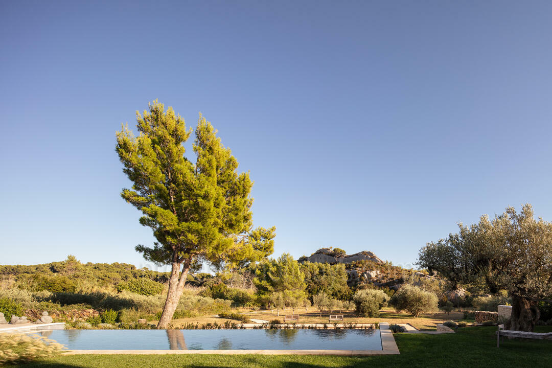 The Bastide de Maussane: Swimming Pool - 9