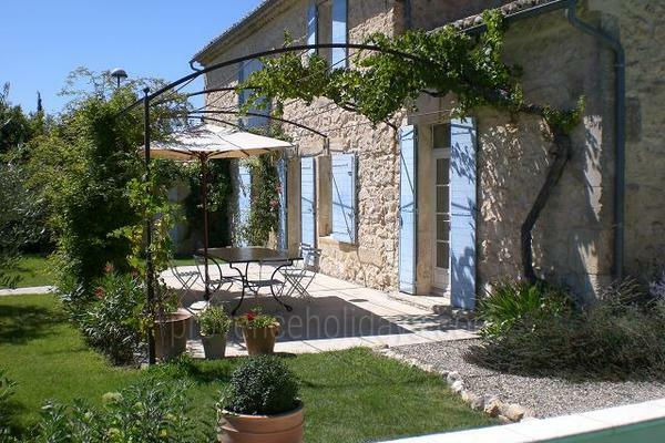 Holiday Rental Authentic House in the Alpilles