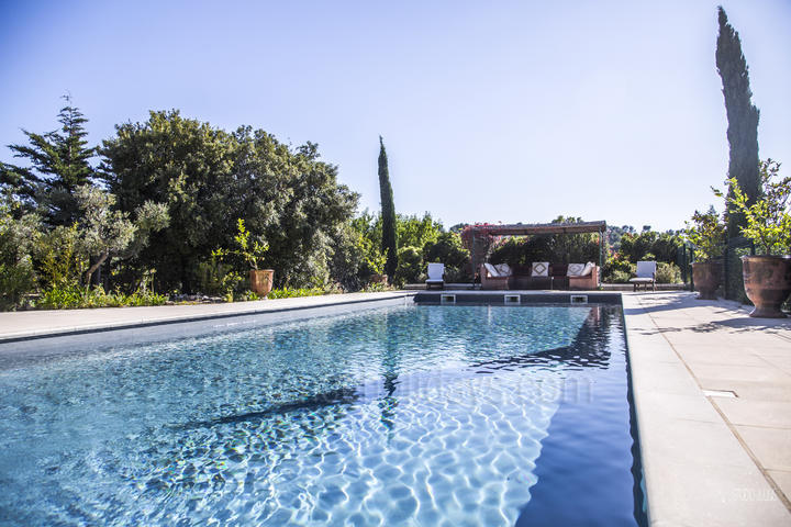 Holiday villa in Mouriès, Alpilles