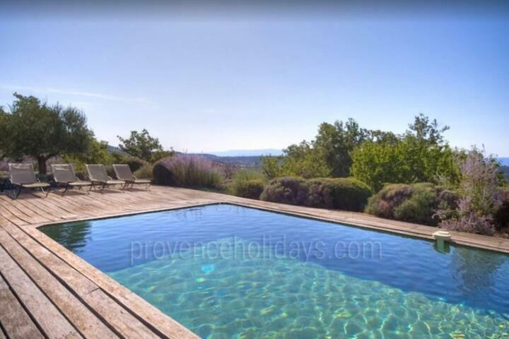 Holiday villa in Murs, Luberon