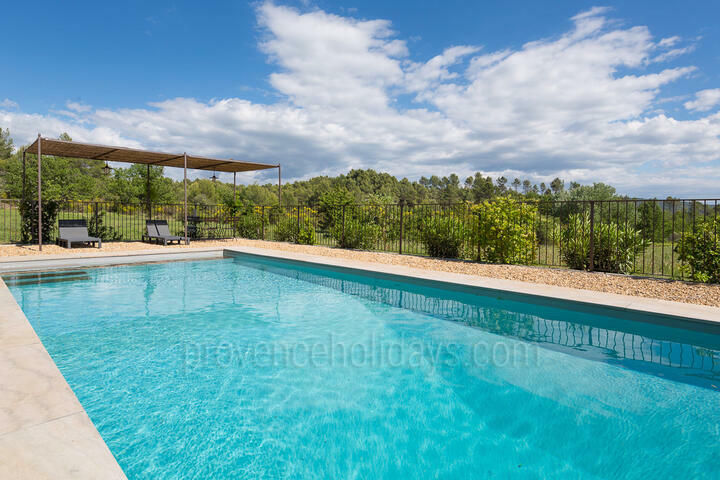 Holiday villa in Peypin-d'Aigues, Luberon