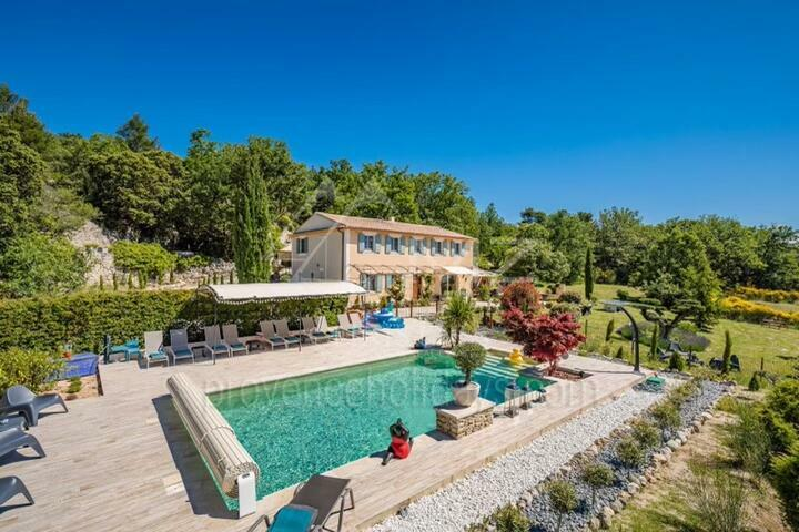 Recently Restored Country House with Heated Pool