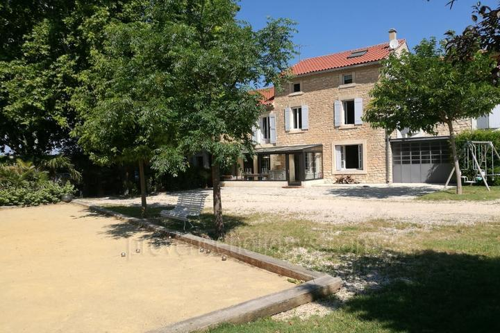 Holiday rental in Pernes les Fontaines, Provence