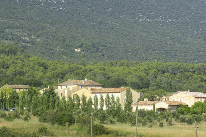 Holiday villa in Rustrel, Luberon