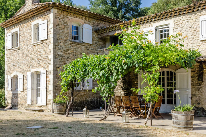 Holiday villa in Saignon, Luberon