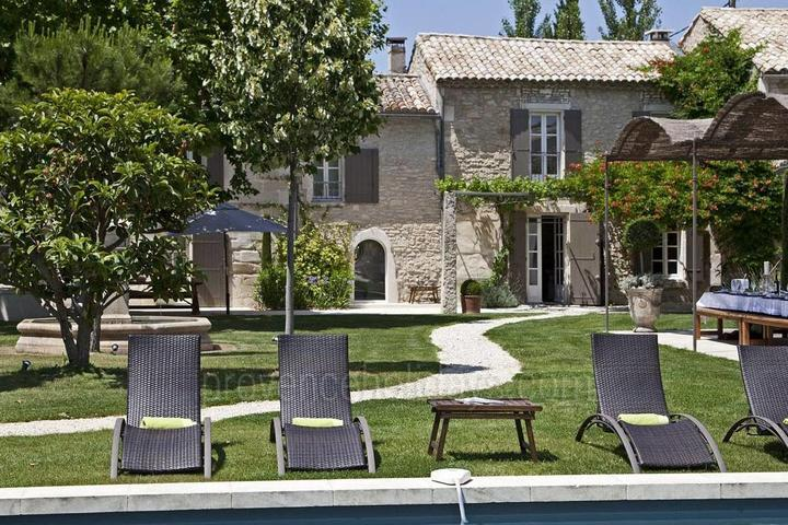 Luxury Holiday Rental  in St-Rémy-de-Provence