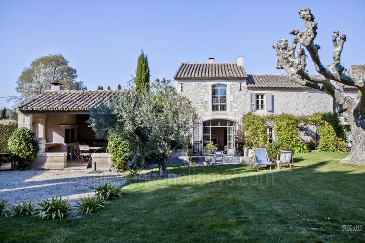 Pet-friendly Provençal House in Saint-Rémy-de-Provence