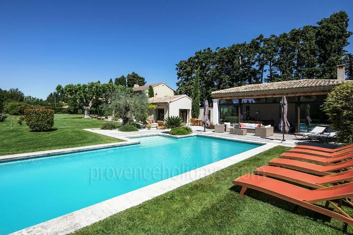 Beautiful Holiday Rental in St Rémy de Provence