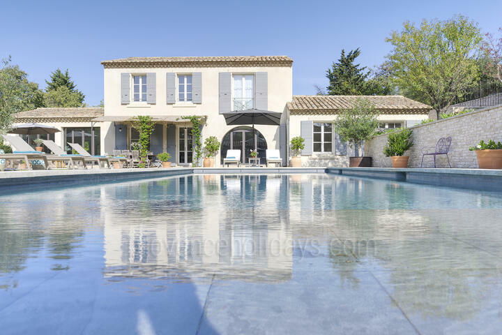 Luxury Holiday Rental in Saint Rémy de Provence