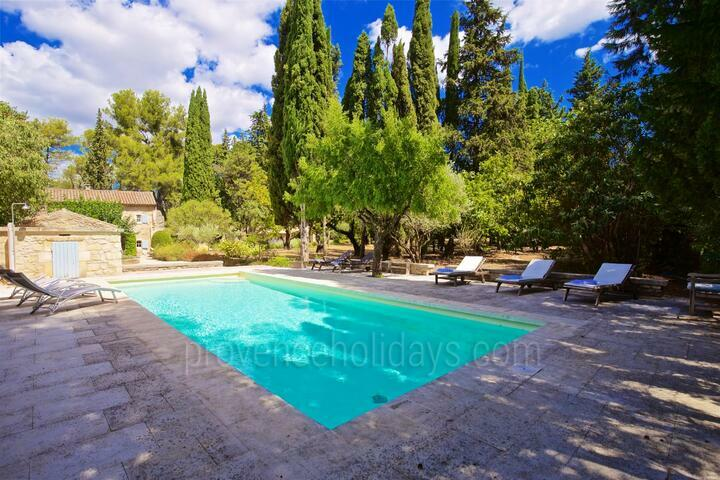 Holiday villa in Saint-Rémy-de-Provence, Alpilles