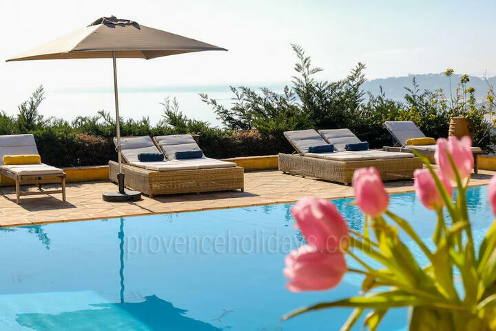 Holiday villa in Sainte-Maxime, Côte d'Azur