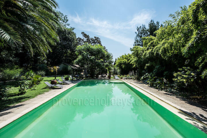 Holiday villa in Tarascon, Alpilles
