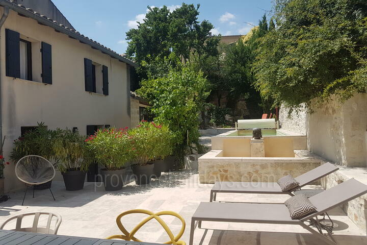 Modern Holiday Rental in the Heart of Uzès