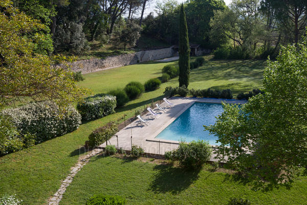Chez Christelle (18 pers.): Swimming Pool - 18