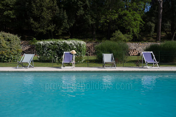Chez Christelle (18 pers.): Swimming Pool - 19