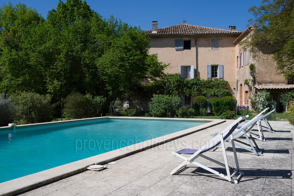 Chez Christelle (18 pers.): Swimming Pool - 21