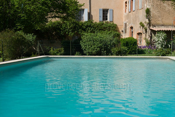 Chez Christelle (18 pers.): Swimming Pool - 22