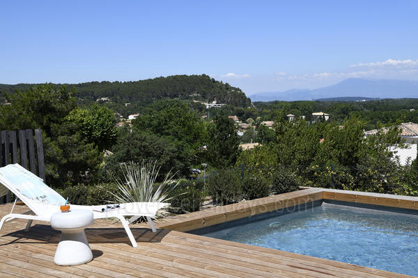 Ventoux: Swimming Pool - 14