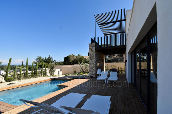 Holiday villa in Villeneuve-lès-Avignon, Near Avignon