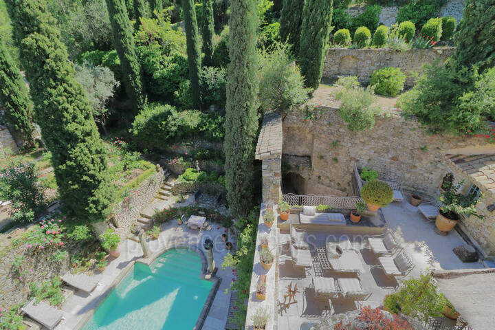 Holiday villa in Uzès, Uzès & Pont du Gard