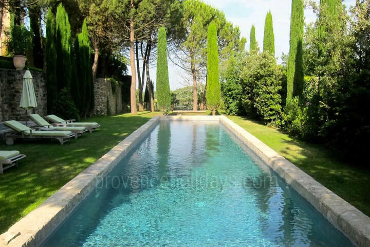 Holiday villa in Gignac, Luberon
