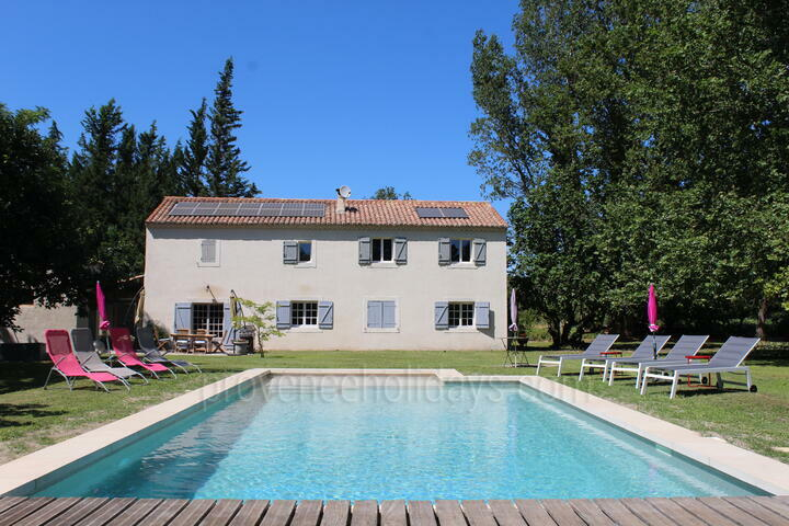 Holiday villa in Le Thor, Luberon