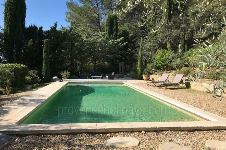 Holiday rental in Fontvielle with private pool