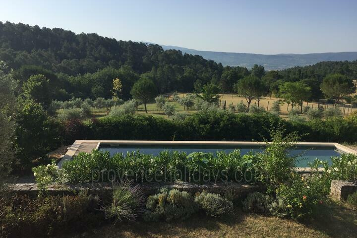 Holiday villa in Roussillon, Luberon