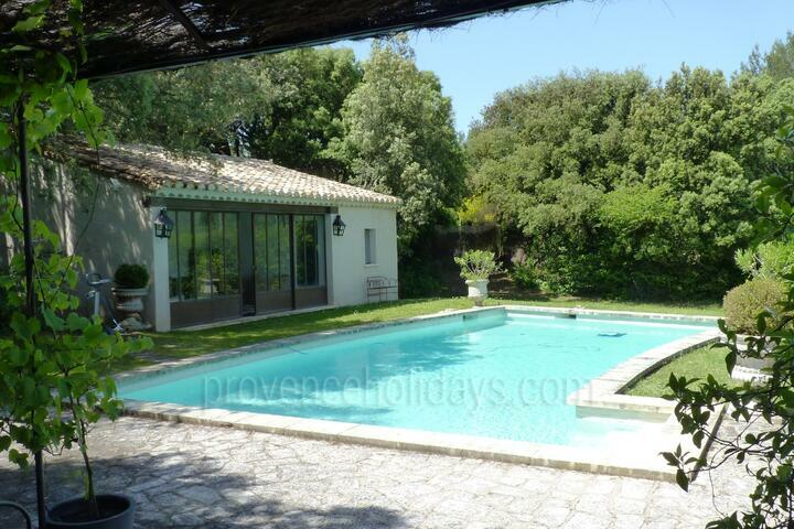 Holiday villa in Fontvieille, Alpilles