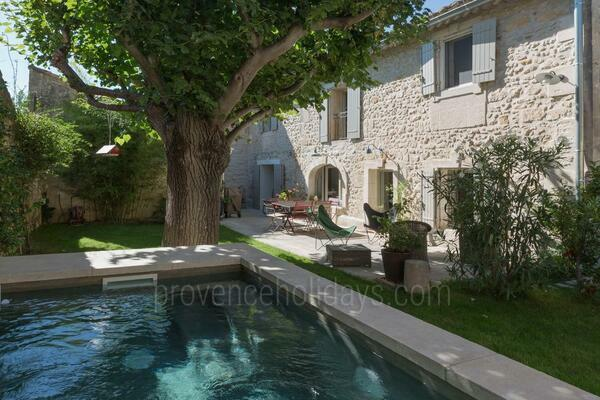 Holiday Rental very close to Maussane-les-Alpilles