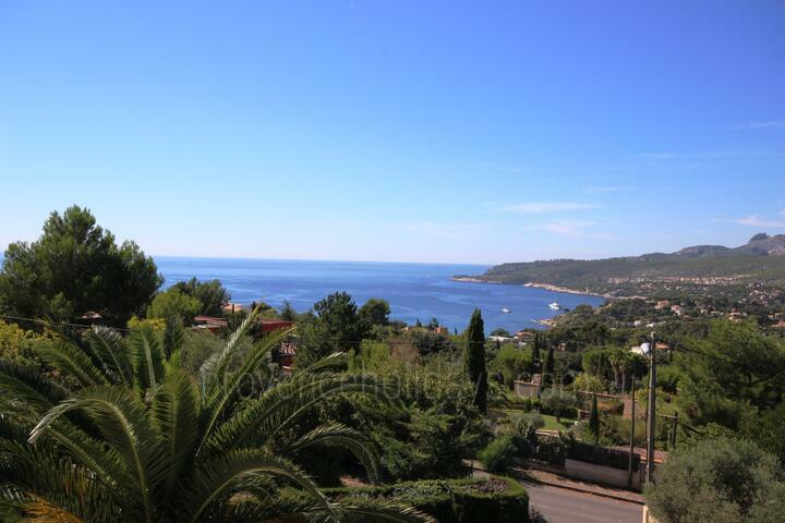 Holiday villa in Cassis
