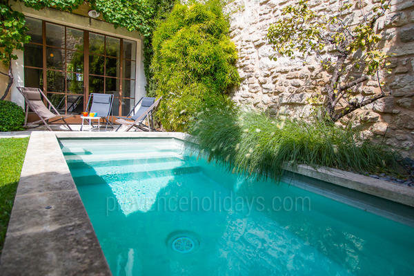 Chez Pierrot: Swimming Pool - 2