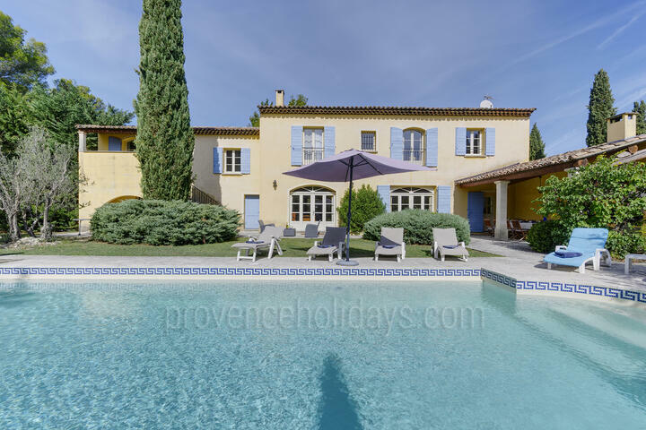 Pet-friendly Villa in Saint-Rémy-de-Provence