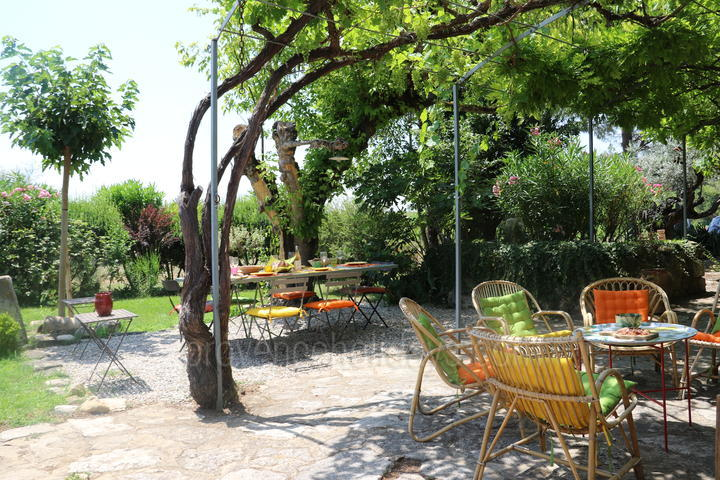 Holiday villa in Beaumes-de-Venise, Mont Ventoux