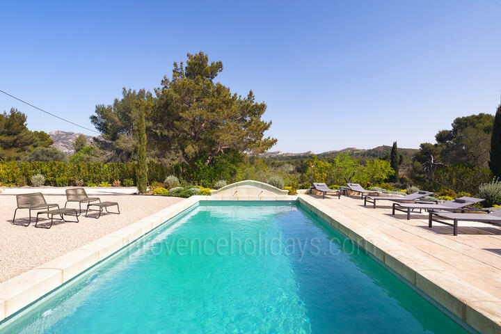 Holiday villa in Les Baux de Provence, Alpilles